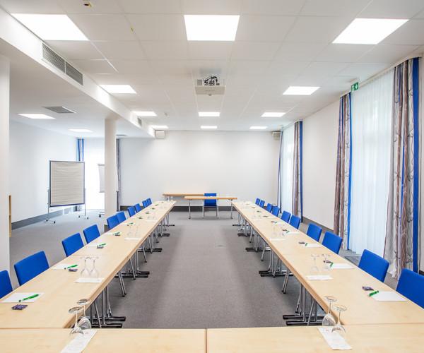 Einbauleuchten Bürobeleuchtung für Meetingräume