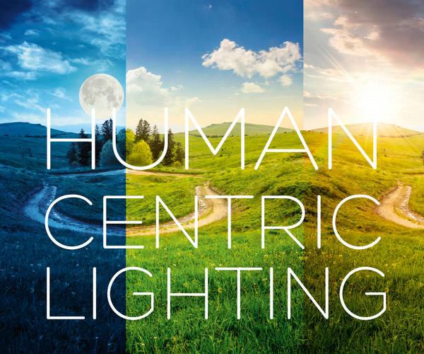 Human Centric Lightning Bürobeleuchtung