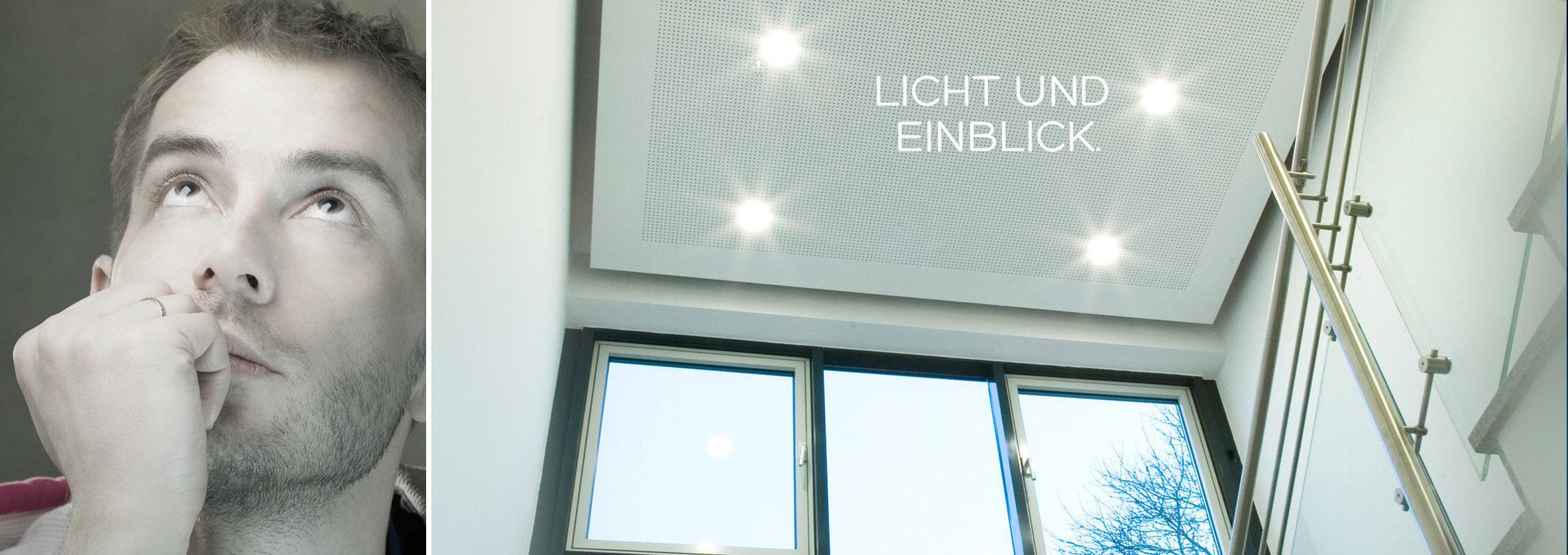 Licht und Einblick - Saro-lux