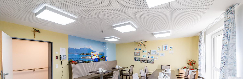Leuchtenhersteller in Nürnberg – SARO-lux