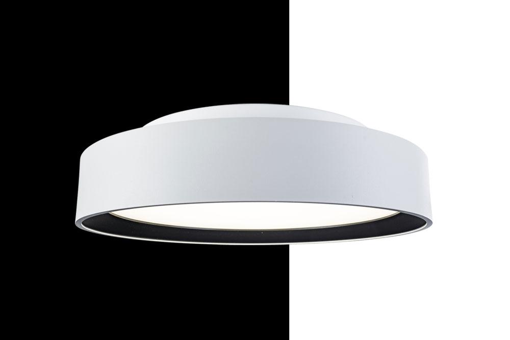 Pare 1465 bicolor weiß-schwarz