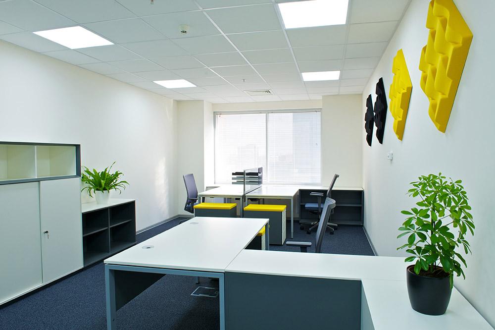 Human Centric Lighting im Büro