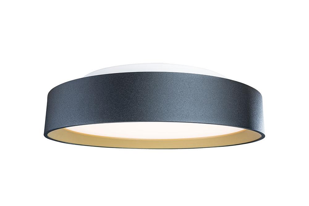 Produktleuchtenbild der Pare 1465 bicolor schwarz/gold